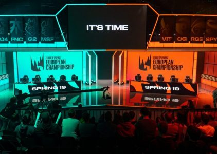 LEC Summer 2019: Fnatic and G2 still in the lead [LOL ESPORTS]